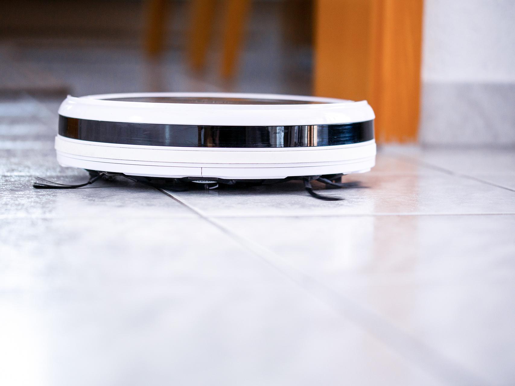 ロボット掃除機のお知らせ音
