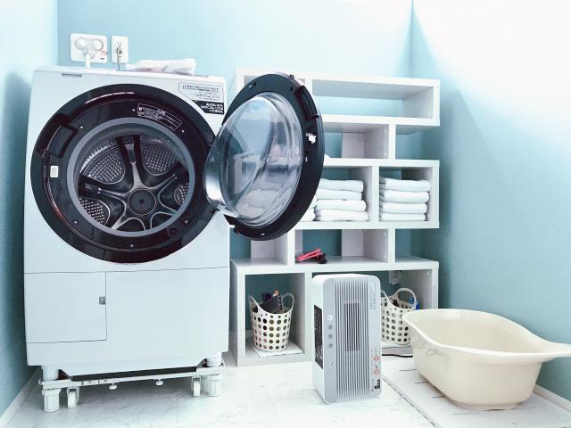 洗濯機の音
